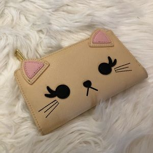 Loungefly cat wallet